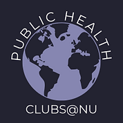 Public Health at NU Med Solid Background