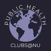 Public Health at NU Med Solid Background