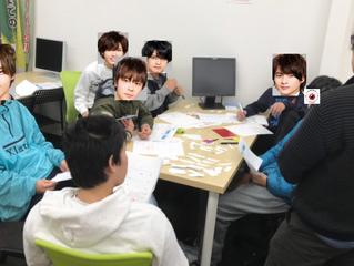 男塾 英語合宿! 実施しました。