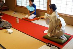 2017.9.9.ワンコイン茶会での投扇体験