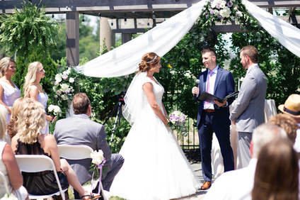 our officiant will make your day