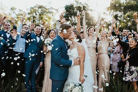 onsite wedding
