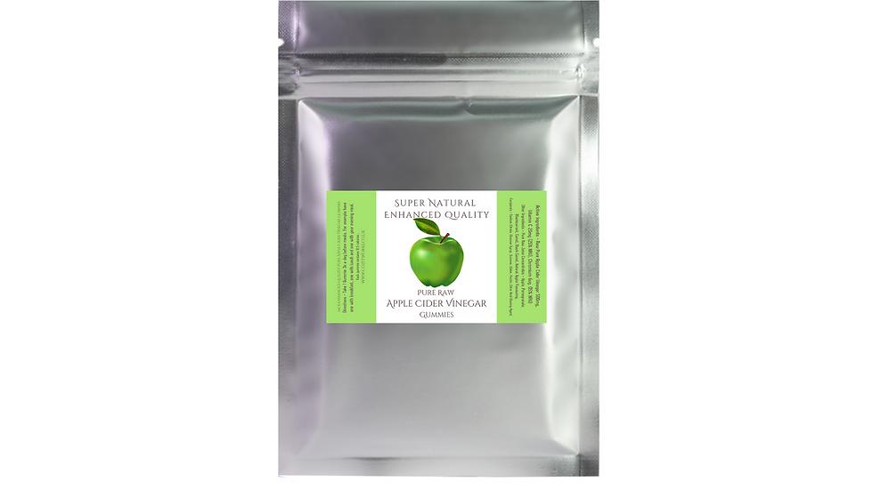 Super Natural Pure Raw Apple Cider Vinegar Gummies