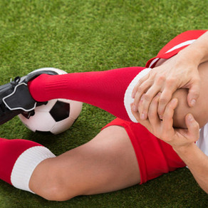 Sports Injuries - how to prevent them.