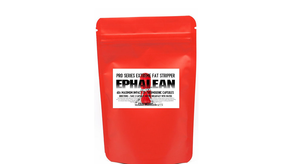 EPHALEAN - Extreme Fat Burner