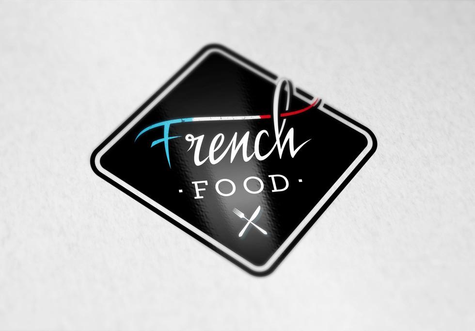 Logotype French Food