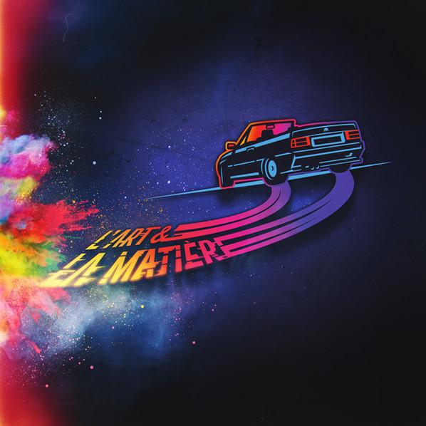 Logotype L'art et la matière