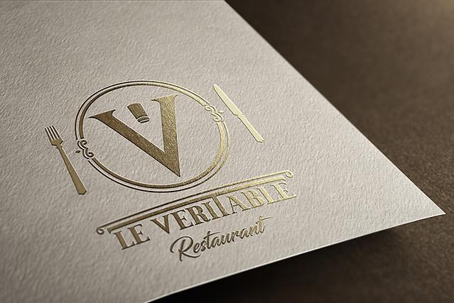 Logotype Le Véritable