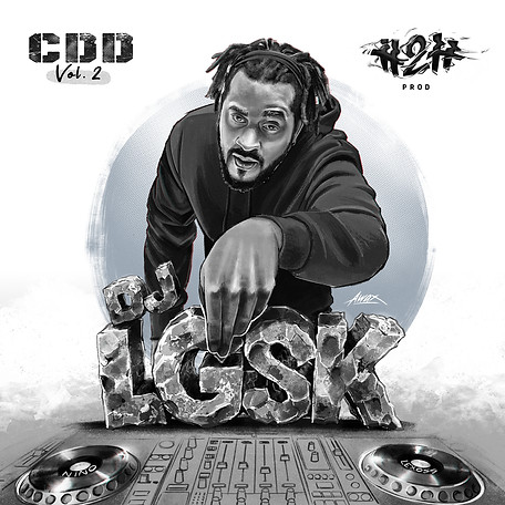 Cover Art CDD - DJ LGSK