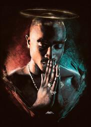 2 Pac Praying
