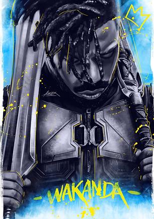 Wakanda Gang