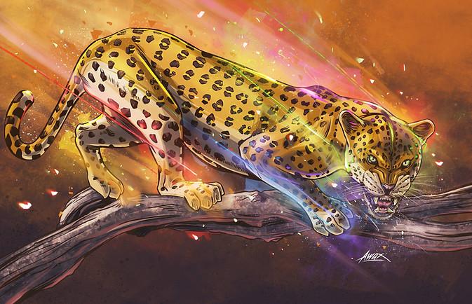 Panthera Pardus (Leopard)