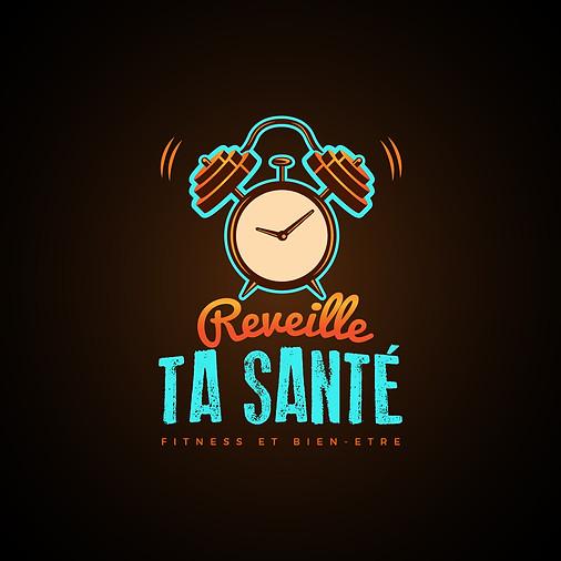 Logotype Reveille Ta Santé