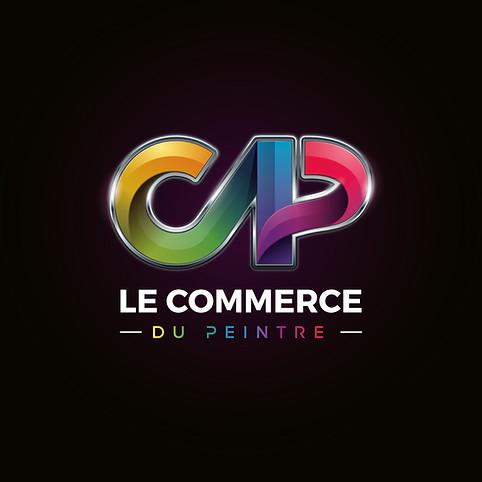 Logotype Le Commerce du Peintre