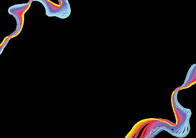 éléments graphiques Awax Design flous