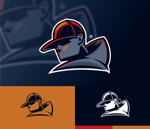 Logotype Cool Guy