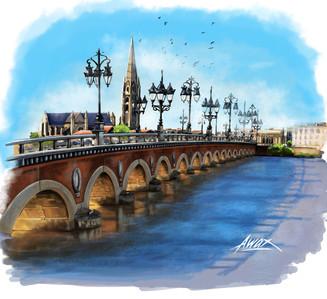 pont de bordeaux