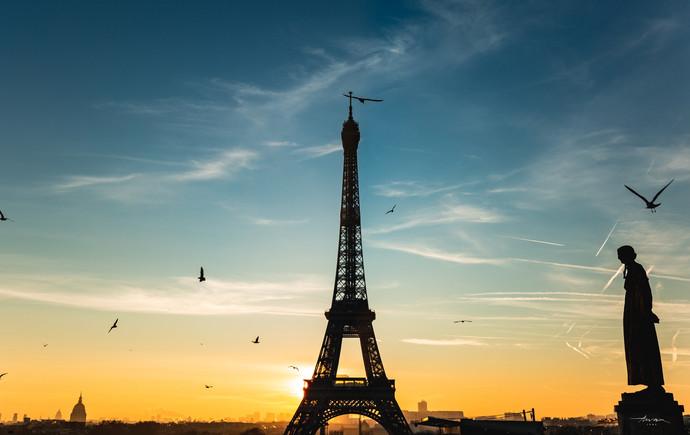 Un Matin Sur Paris