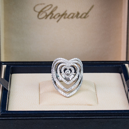 Chopard Happy Diamonds ring 825236-1001