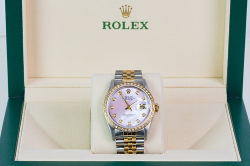 rolex authentic box