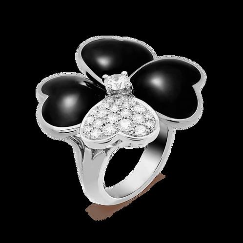 Van Cleef & Arpels Cosmos large model ring