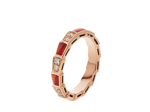 Bvlgari Serpenti Viper Ring 353318