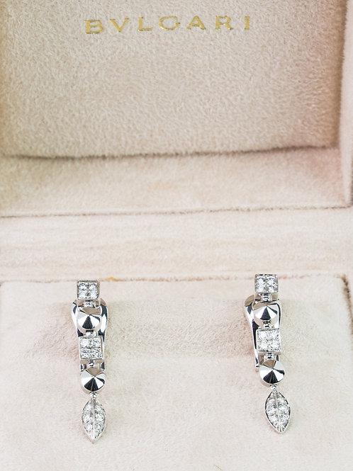 Bvlgari Lucea earrings