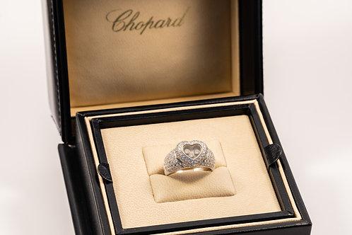 "Chopard ""Happy Diamonds"" ring"