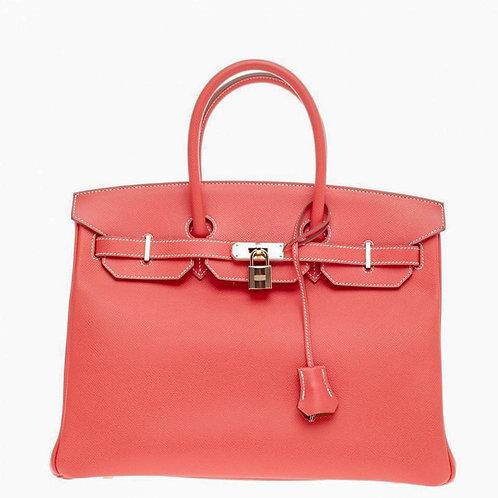 Hermès Birkin 35 Candy Rose Jaipur Epsom ORDER