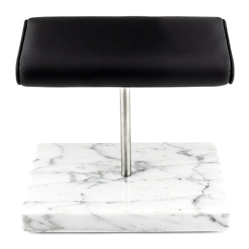 Watch stand DUO marble & leather