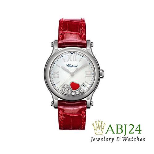Chopard Happy Hearts 36mm 278582-3005 I Abj24.com