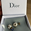 Thumbnail: Christian Dior Star Triables earrings