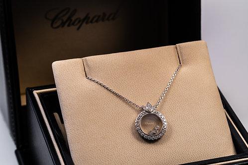 "Chopard""Happy Diamonds"" necklace"