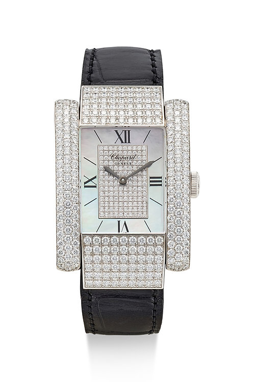 Chopard La Strada White Gold with Diamonds 41/6867/8