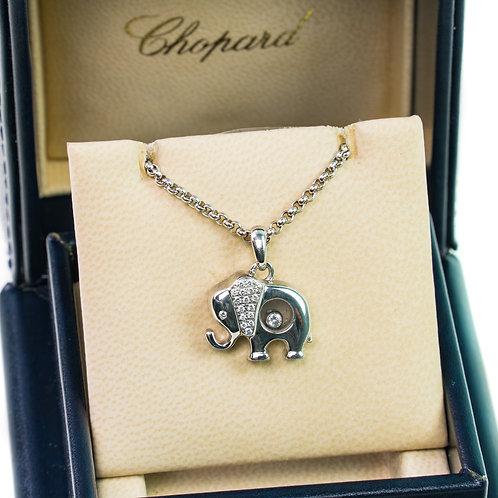 "Chopard ""Happy diamonds"" pendant"