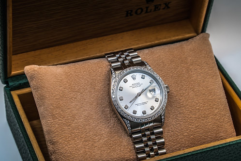 Rolex Oyster Perpetual watch ORDER