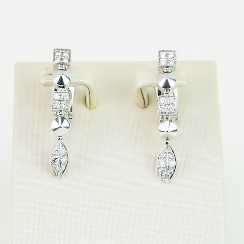 Bvlgari Lucea earrings