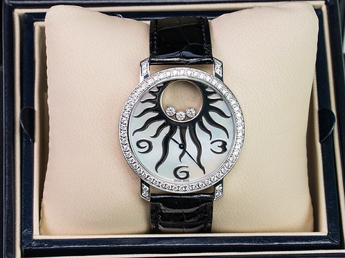 "Chopard ""Happy Sun"" watch"