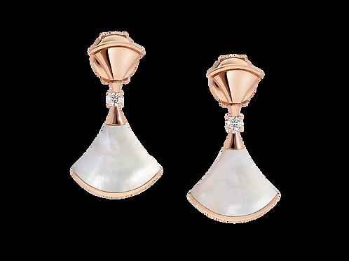 bulgari divas dream earrings 350740