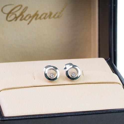 "Chopard ""Happy Diamonds"" Earrings ORDER"