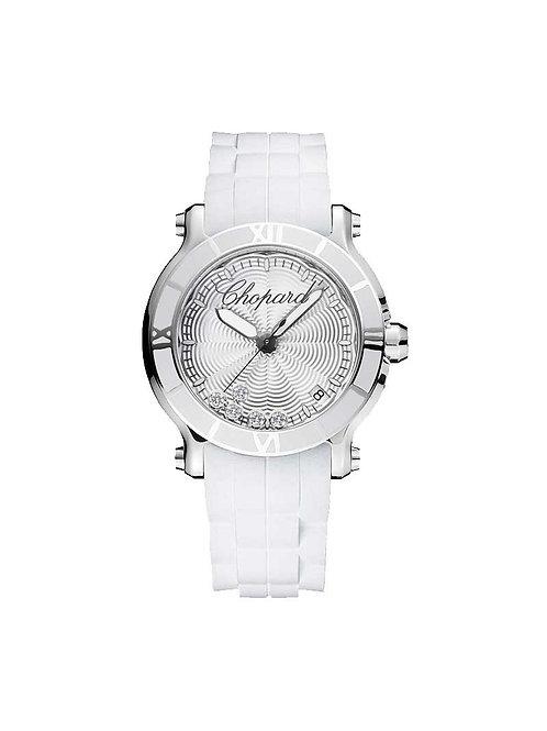 Ladies Chopard Happy Sport Round Quartz  Watch