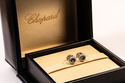 """Chopard """"Happy Diamonds"""" earrings"""