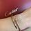 Thumbnail: Cartier Juste un Clou bracelet Nail B6048215