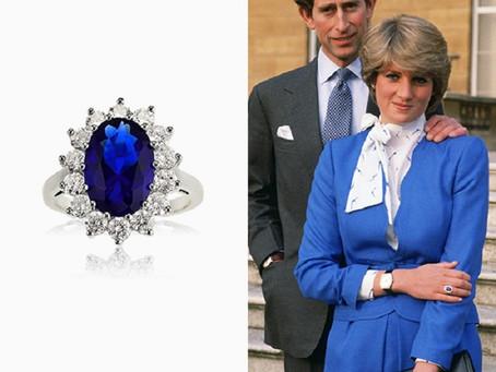 Кольцо Дианы: история самого скандального помолвочного кольца в мире