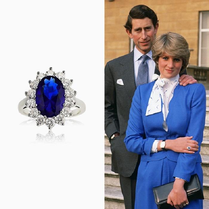 Garrard ring Princess Diana
