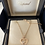 Thumbnail: Chopard Happy Diamond Heart Pendent 797482 - 5001