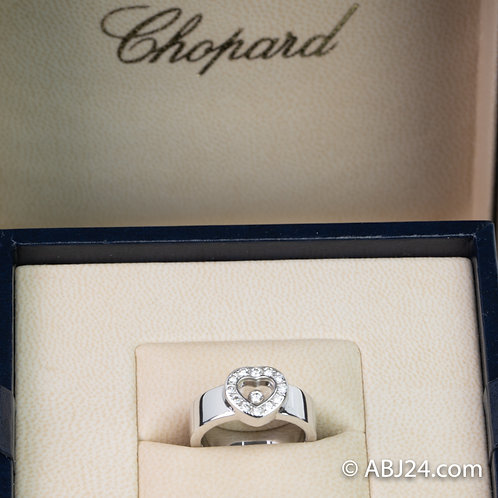 "Chopard ""Happy Diamonds"""