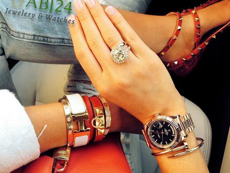 Продать швейцарские часы и украшения