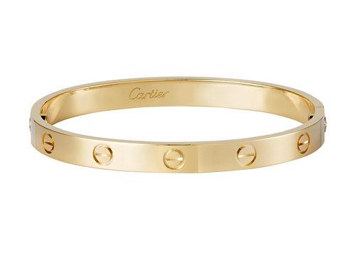 Cartier Love bracelet B6035517