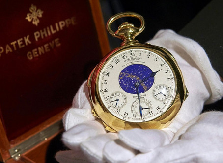 The most expensive PATEK PHILIPPE watches.